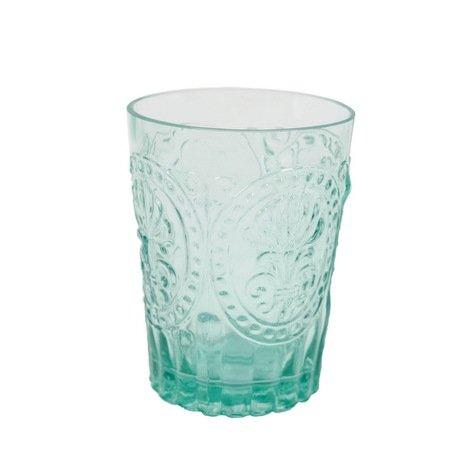 Vista Alegre Стакан (160 мл), синий ACN21/003079573006 Vista Alegre [супермаркет] jingdong геба scybe бангийские ручки стеклянные чашки стеклянные плавильные цветные стеклянные камни установлены синий 250 мл 6 zhi