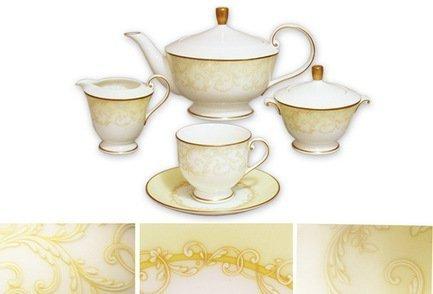 Narumi Чайный сервиз на 6 пресон Версаль, 17 пр. N50832-52302AL