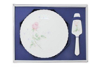 Narumi Набор для торта Апрельская роза, 2 пр. N9113-51159AL Narumi narumi набор для торта апрельская роза 2 пр n9113 51159al narumi