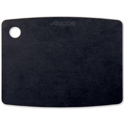 Arcos Доска разделочная, черная, 30.5х23 см 691610 Arcos цена