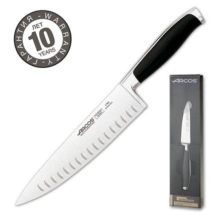 Arcos Нож поварской Kyoto, 21 см 1783 Arcos arcos набор ножей kyoto 3 шт с белой подставкой 7941 kyoto arcos