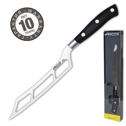 Arcos Нож кухонный для сыра 14,5 см Riviera 2328 Arcos нож для сыра berghoff straight с отверстиями длина 27 см