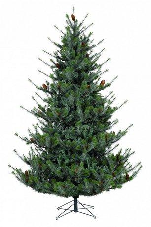 Black Box Сосна Русский Север, 155 см, зеленая