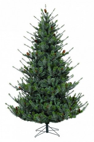 Black Box Сосна Русский Север, 185 см, зеленая