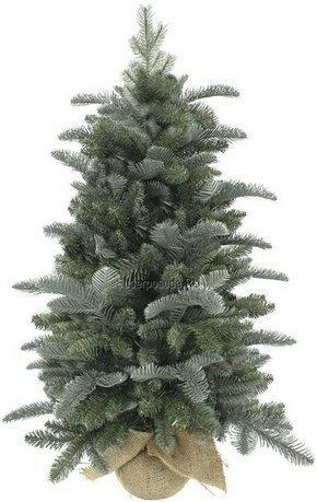 Triumph Tree Ель Нормандия, 60 см, в мешочке, голубая triumph tree нормандия литая хвоя 60 см зеленый 73688