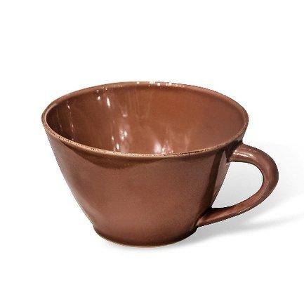 Costa Nova Чашка Lisa, 18 см, коричневая LSS181-01611P Costa Nova чашка costa nova friso комплект из 4 шт fis 181 01410 o