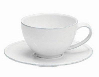 Costa Nova Чайная пара Friso, белая FICS01-02202F Costa Nova costa nova чайная пара friso серая fics01 04807q costa nova