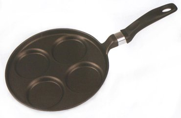 где купить  Risoli Литая сковорода для оладий Risoli Saporella, 25 см  по лучшей цене