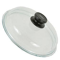 Крышка стеклянная с жаропрочной ручкой и пароотводом, 20 см 00200S/20000 Risoli