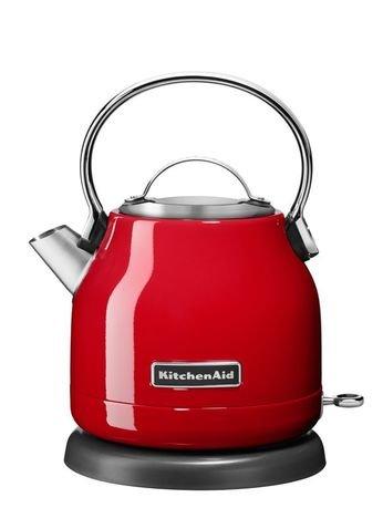 KitchenAid Электрочайник (1.25 л), красный 5KEK1222EER KitchenAid электрочайник kitchenaid 5kek1722esx стальной