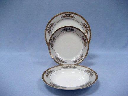 Набор тарелок Рондо на 6 персон, 18 пр.