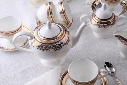 """Royal Aurel Чайный сервиз """"Элит"""", 15 пр. 121r"""