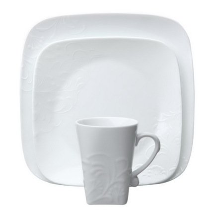Corelle Набор посуды Cherish, 16 пр., на 4 персоны 1107902 Corelle