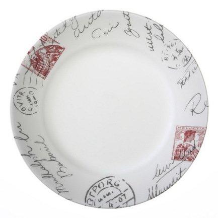 Corelle Тарелка обеденная Sincerely Yours, 27 см 1108508 Corelle corelle тарелка обеденная splendor 27 см 1108512 corelle