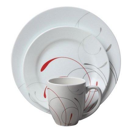 Corelle Набор посуды Splendor, 16 пр. 1114351 Corelle corelle тарелка обеденная splendor 27 см 1108512 corelle
