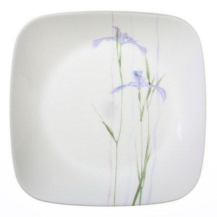 Corelle Тарелка закусочная Shadow Iris, 22 см 1085642 Corelle corelle тарелка закусочная woodland leaves 22 см 1109568 corelle