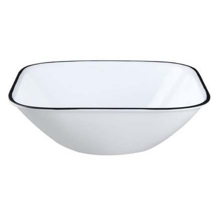 Corelle Тарелка суповая Simple Lines (0.65 л) 1069984 Corelle corelle тарелка суповая corelle city block 1074209 h 05aqbl