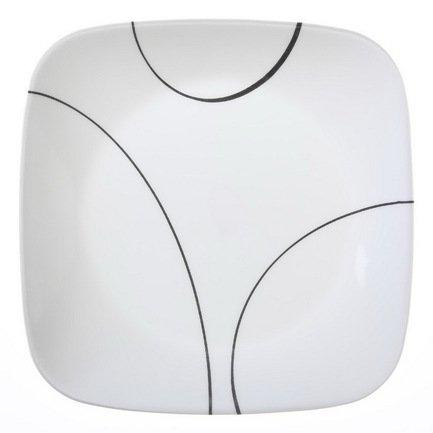 Corelle Тарелка закусочная Simple Lines, 22 см 1069985 Corelle