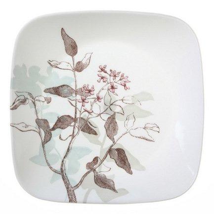 Corelle Тарелка закусочная Twilight Grove, 22 см 1095087 Corelle corelle тарелка обеденная splendor 27 см 1108512 corelle