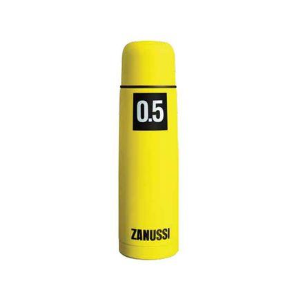 Zanussi Термос с металлической колбой Cervinia (0.5 л), желтый ZVF21221CF Zanussi