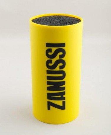 Zanussi Подставка для ножей Parma, 11.2х22 см, желтая ZBU32110BF Zanussi цена и фото