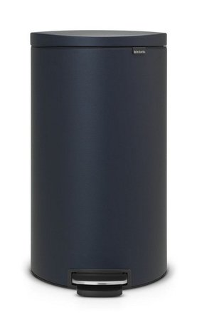 Brabantia Мусорный бак с педалью (30 л) FB 103940 Brabantia brabantia мусорный бак touch bin 20л 29 5х51 5см стальной 415920 brabantia