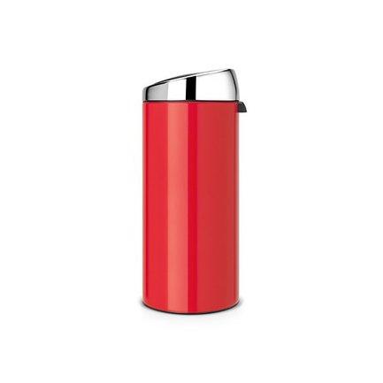 Brabantia Мусорный бак Touch Bin (30 л) 483844 Brabantia brabantia мусорный бак flipbin 30 л белый