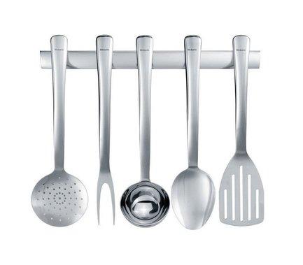 Brabantia Набор кухонных принадлежностей, 6 пр. набор кухонных ножей квартет кизляр