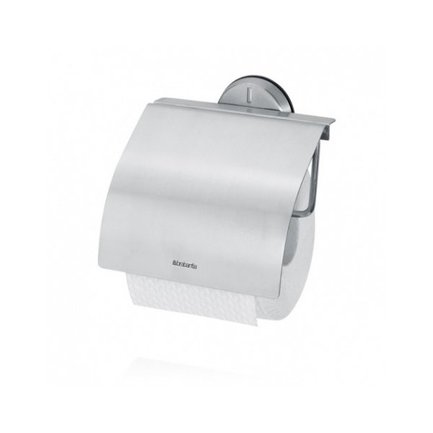 Brabantia Держатель для туалетной бумаги серии Profile, 14х14.5 см 427626 Brabantia держатель для туалетной бумаги brabantia profile цвет черный 483400