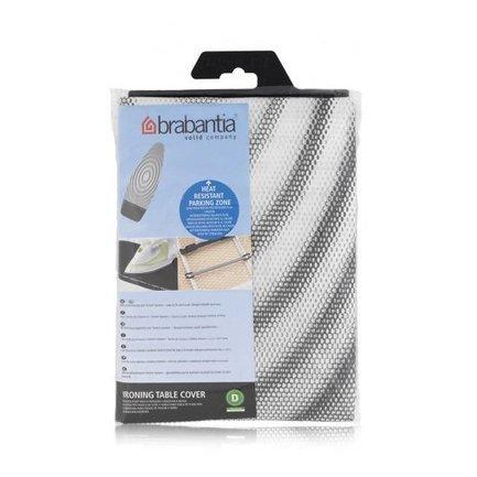 Brabantia Чехол для гладильной доски, 135х45 см brabantia чехол для гладильной доски с войлоком 135х45 см