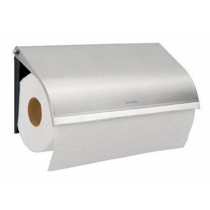 Brabantia Держатель для бумажного полотенца навесной 313868 Brabantia держатель для бумажного полотенца herevin высота 27 см