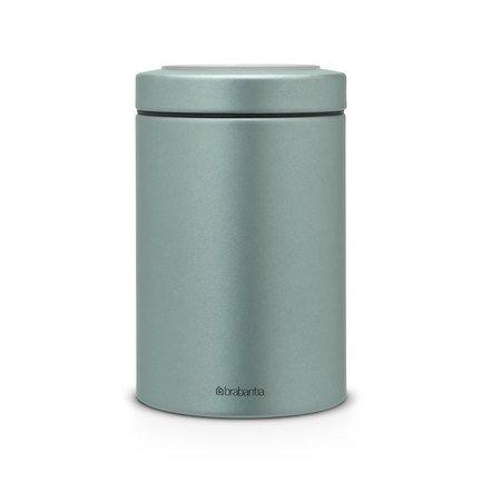 Контейнер с прозрачной крышкой (1.4 л) 484346 Brabantia контейнер с прозрачной крышкой 1 4 л 11х17 5 см 126208 brabantia
