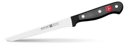 Фото - Нож кухонный, обвалочный 16 см «Gourmet» 4606/16 Wusthof нож кухонный 12 см gourmet 4045 wusthof