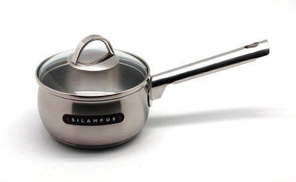 Silampos Сотейник, 16 см (1.65 л) 636124V81116 Silampos silampos сотейник суприм проф 16 см 1 5 л 639002bg1116 silampos