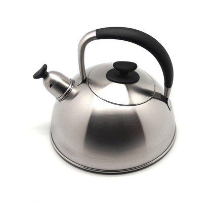 Silampos Чайник со свистком Оксфорд (2 л), матовый 411307802620 Silampos gipfel чайник для кипячения воды visit 2 7 л