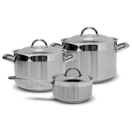 Silampos Набор посуды Европа, 3 пр. 632123BM0217 Silampos