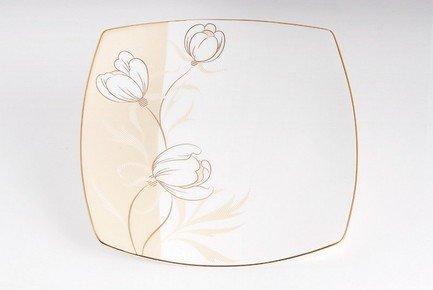 Ji-Lian Наборподстановочных тарелок бутон тюльпана, 6 пр Y06-109-5u Ji-Lian