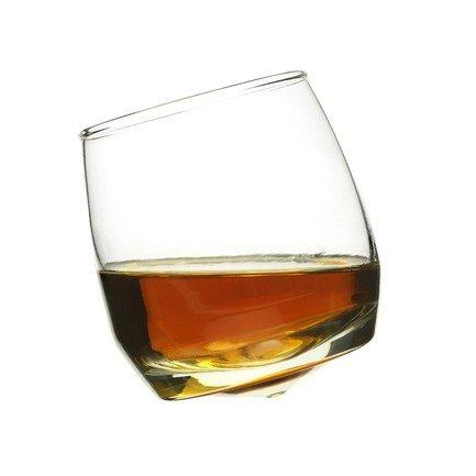 """""""Пьяные бокалы"""" для виски-неваляшки, 6 шт."""
