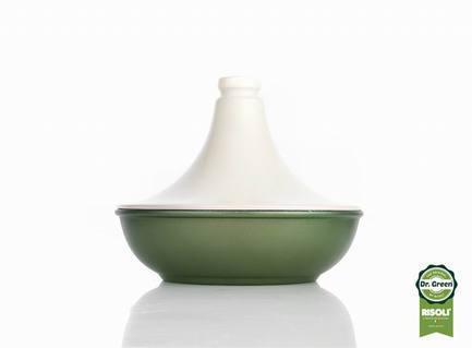Risoli Тажин с керамической крышкой, 24 см 00133DR/24GS Risoli цены онлайн