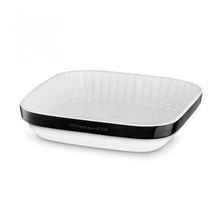 KitchenAid Форма для запекания, 26х26 см, черная kitchenaid форма для запекания 26х26 см черная