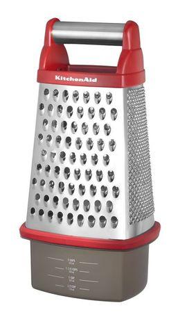 KitchenAid Терка с контейнером, красная KG300ER KitchenAid
