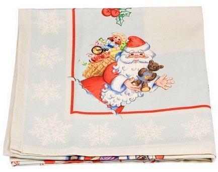 Apolena Скатерть Новогодняя сказка, 140х140 см apolena