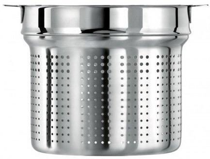 Cristel Вставной элемент для варки спагетти, 22х19.5 см (ECP22Q) cristel мельничка для соли прозрачная 15 см мехаизм пежо