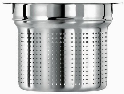 Cristel Вставной элемент для варки спагетти Кастелин, 24 см (ECP24CC) 00024499 Cristel cristel элемент для водяной бани кастелин классический 20 см ebm20cm 00024494 cristel