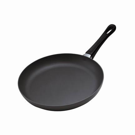 Фото - Scanpan Сковорода,28 см, черная 28001203 Scanpan scanpan сковорода вок с палочками и решеткой 32 см черная 32301200 scanpan