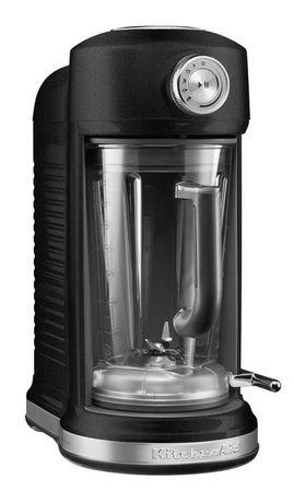 KitchenAid Блендер с электромагнитным приводом Artisan (1.75 л), черный чугун kitchenaid набор прямоугольных чаш для запекания 0 45 л 2 шт красные
