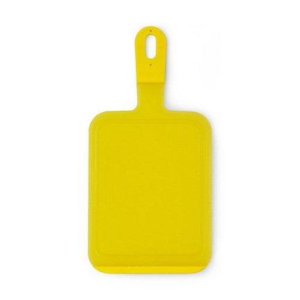 Brabantia Разделочная доска малая, 36х18х1 см, желтая