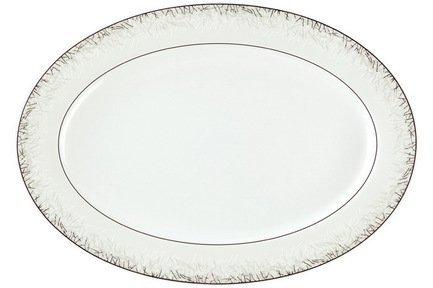 Royal Aurel Блюдо овальное Иней, 31 см
