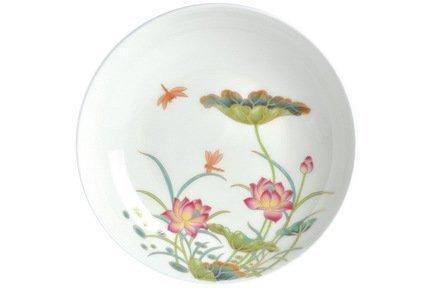 Royal Aurel Набор тарелок суповых Лотос 20 см, 6 шт. 727r Royal Aurel набор тарелок 4 шт 20 см certified international 8 марта женщинам