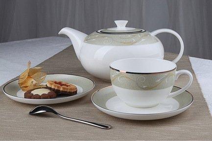 Royal Aurel Чайный сервиз Престиж на 6 персон, 13 пр. 137r Royal Aurel royal aurel чайный сервиз магнолия на 6 персон 15 пр